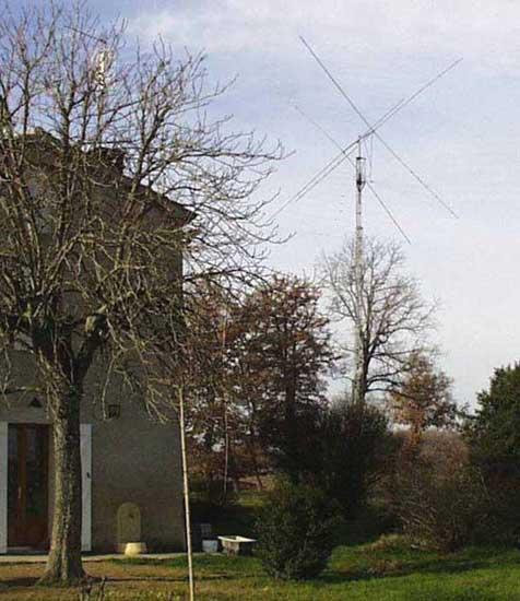 F5BZP Quad antenna