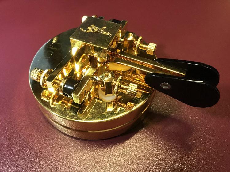 N2DAN Handcrafter Morse Keys