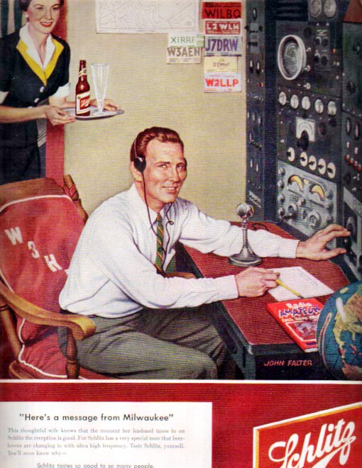H Armstrong Roberts furthermore Buy And Sell Householdfurniture 1950s Vintage Retro Kelvinator Fridge Working as well The Real Housewives Of The Cold War in addition 4707662447 in addition Schlitz. on 1950s beer ads