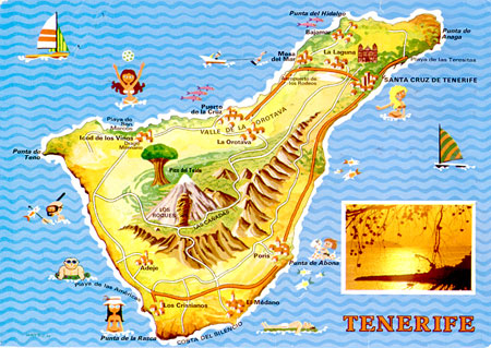 Canary Islands Country